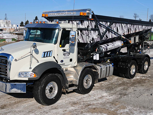 PGC Stone Slinger Rental | Full Stack Excavation & Equipment Rental Services