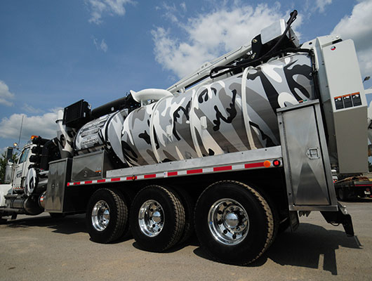 Hydrovac | Full Stack Excavation & Equipment Rental Services